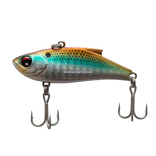 Bassday - Range VIB 55TG - Sinking Vibration Lipless Crankbait | Eastackle