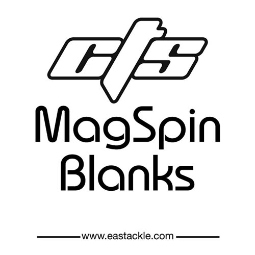 CTS - Elite MagSpin - Fishing Rod Blanks | Eastackle