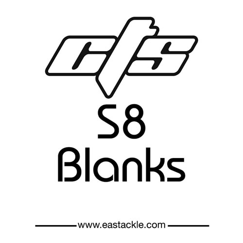 CTS - S8 - Fishing Rod Blanks | Eastackle