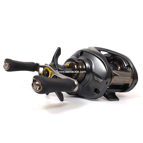 Daiwa - 2017 Steez SV TW - Bait Casting Reels | Eastackle