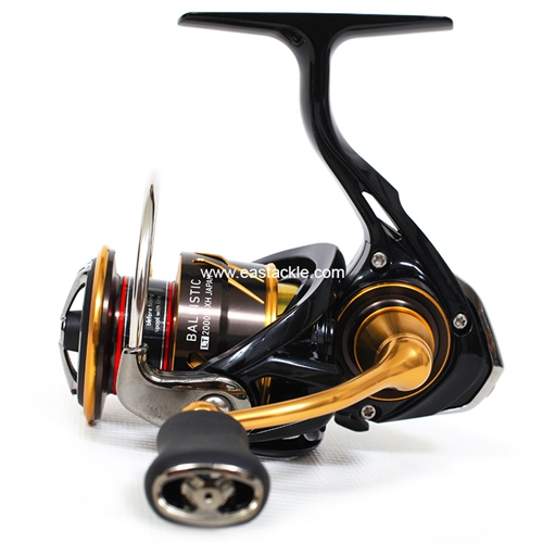 Daiwa - 2018 Ballistic LT Japan - Spinning Reels | Eastackle