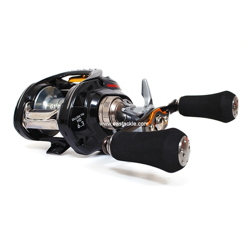 Daiwa - 2018 Zillion TW HD - Bait Casting Reels | Eastackle