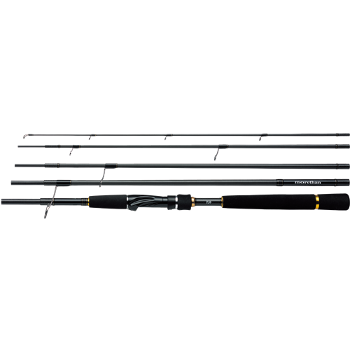 Daiwa - Morethan Mobile - Spinning Rods | Eastackle
