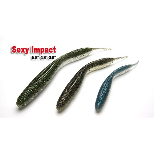 Eastackle - Keitech - Sexy Impact