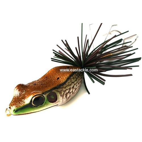 Lures Factory - Lotus Frog - Sinking Frog Bait | Eastackle