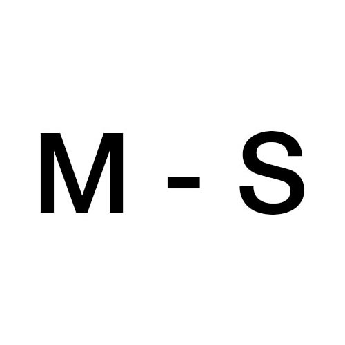M - S | Brands | Eastackle