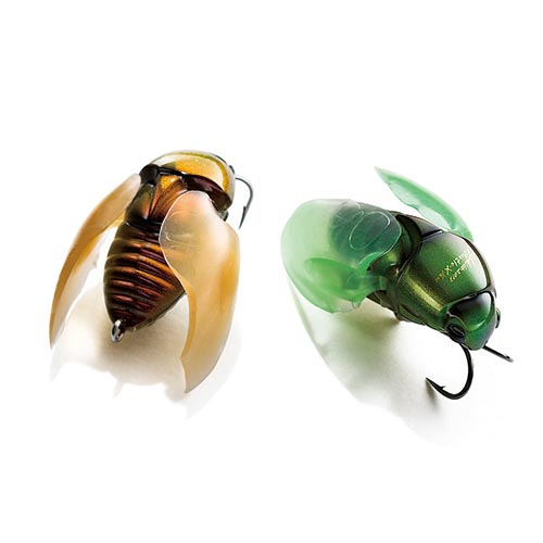 Megabass - Beetle-X - Floating Crawler Bait | Eastackle