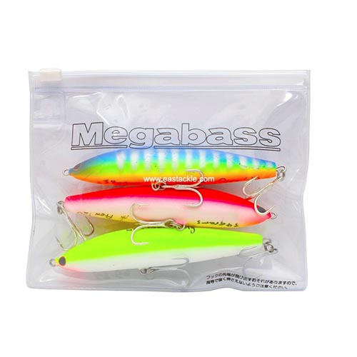 Megabass - Soft Tackle Organisers and Lure Cases | Eastackle