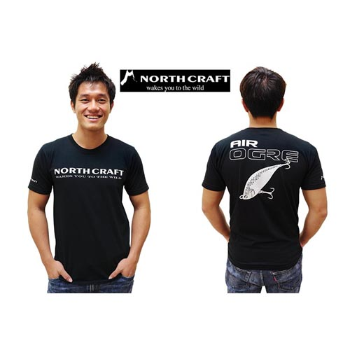 North Craft - T-Shirts - Fishing Apparels | Eastackle