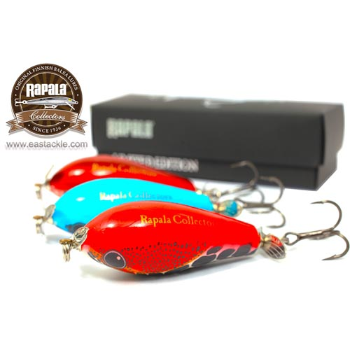 Rapala Collectors - Fat Rap Prop 5 - Floating Prop Bait | Eastackle