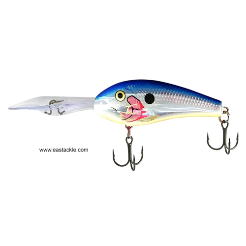 Rapala - Down Deep Rattlin Fat Rap DRFR07 - Floating Crankbait | Eastackle