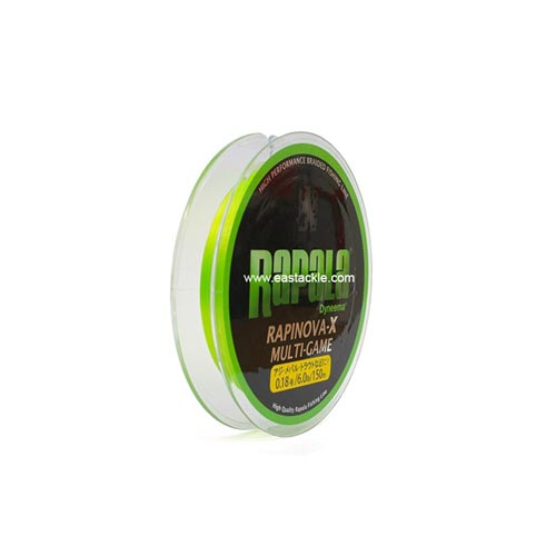 Rapala - Rapinova-X Multi Game - Braided PE Fishing Line