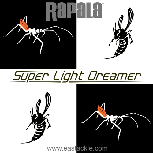 Rapala - Super Light Dreamer - Spinning Rods