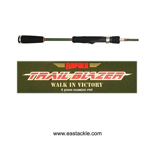 Rapala - Trail Blazer - Travel Spinning Rods