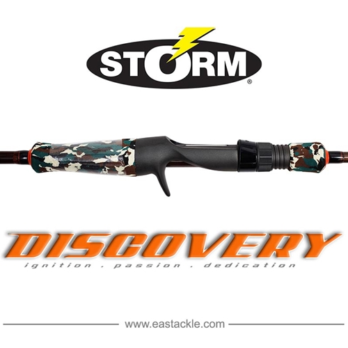 Storm - 2017 Discovery - Bait Casting Rods | Eastackle