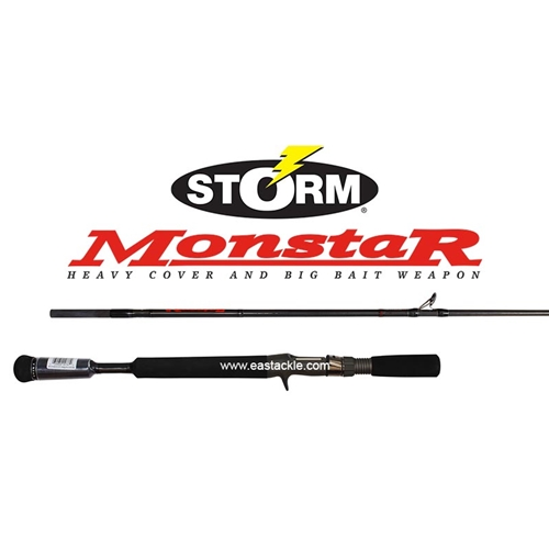 Storm - Monstar Cast - Overhead Rods | Eastackle