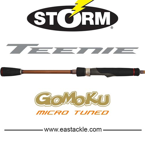 Storm - Teenie - Spinning Rods | Eastackle