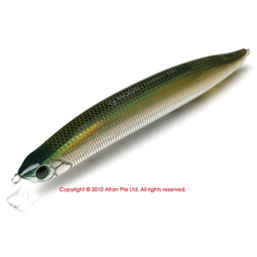Tackle House - Contact Node 130S | Sinking Minnow | Eastackle