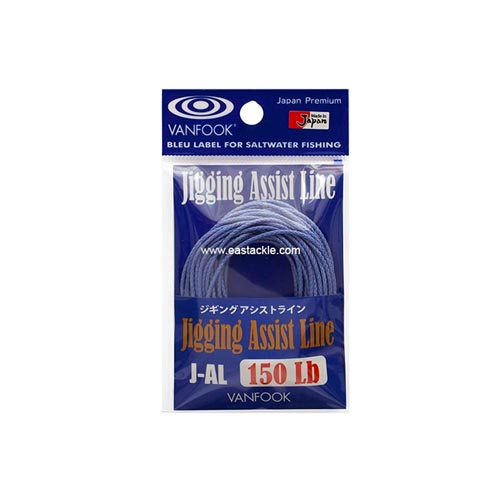 Vanfook - Assist Jigging Line | Eastackle