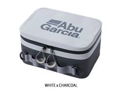 Abu Garcia - Gear Protection Case (Waterproof) - WHITE/CHARCOAL | Eastackle