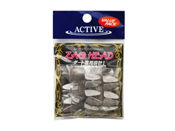 Active - Zag Head 3grams - Jighead (Value Pack) | Eastackle