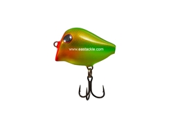 An Lure - Hoyi 35 - GREEN-YELLOW - Floating Lipless Minnow | Eastackle