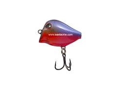An Lure - Hoyi 35 - PURPLE-PINK - Floating Lipless Minnow | Eastackle
