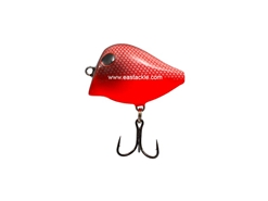An Lure - Hoyi 35 - RED - Floating Lipless Minnow | Eastackle