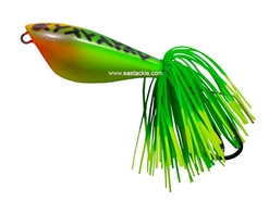 An Lure - Jump King 55 - GREEN PARROT - Floating Frog Bait | Eastackle
