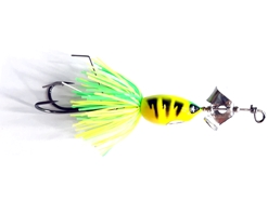 An Lure - MadDox PitBull 10grams - DX5 - Sinking Propeller Frog Bait