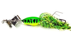 An Lure - MadDox PitBull 35grams - DX4 - Sinking Propeller Frog Bait | Eastackle