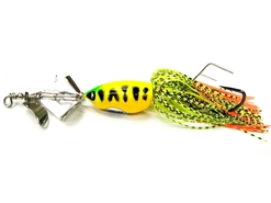 An Lure - MadDox PitBull 42grams - DX5 - Sinking Propeller Frog Bait | Eastackle