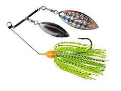 An Lure - PitBull 69Spinner Bait - YELLOW - Sinking Wire Bait | Eastackle