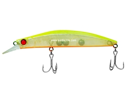 Apia - Gablin 125F - CHART BACK ORANGE - Floating Minnow | Eastackle