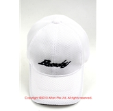 Bassday - Air Mesh Cap - White