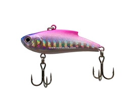 Bassday - Range VIB 45ES - HIGHT HG. PINK - HH-02 - Sinking Vibration Lipless Crankbait | Eastackle