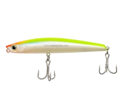 Bassday - Sugapen 95S - PEARL CHARTREUSE - P-06 - Sinking Pencil Bait | Eastackle