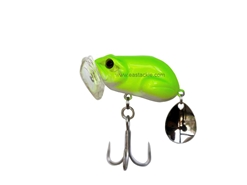 Bassday - Tono - GREEN FROG - 302 - Floating Crawler Bait | Eastackle