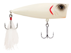 Berkley - Bullet Pop 80 - BONE - Floating Popper | Eastackle
