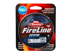 Berkley - FireLine Fused Crystal 125yds - 30LB - Braided/PE Line | Eastackle