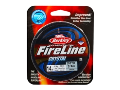 Berkley - FireLine Fused Crystal 300yds - 14LB - Braided/PE Line | Eastackle