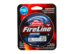 Berkley - FireLine Fused Crystal 300yds - 20LB - Braided/PE Line | Eastackle