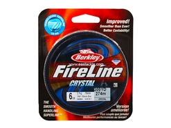 Berkley - FireLine Fused Crystal 300yds - 6LB - Braided/PE Line | Eastackle