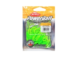 Berkley - PowerBait - Power Nymph 1in - GREEN CHARTREUSE | Eastackle