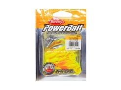 Berkley - PowerBait - Power Nymph 1in - YELLOW/ORANGE | Eastackle