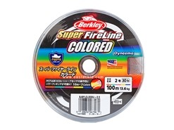 Berkley - Super FireLine COLOURED 100m - PE2 (30LB)  - Braided / PE Line | Eastackle