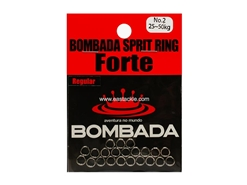 Bombada - SPLIT RING FORTE - #2 - REGULAR PACK