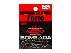 Bombada - SPLIT RING FORTE - #3 - REGULAR PACK