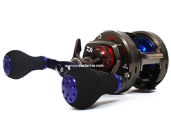 Daiwa - Saltiga Bay Jigging 100SHL - Overhead Reel | Eastackle