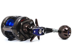 Daiwa - 2017 Saltiga Bay Jigging 200H - Overhead Reel | Eastackle